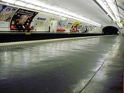 Edgar Quinet (Métro Paris)