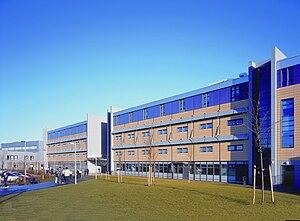 Edinburgh College - The college's Granton Campus in north Edinburgh