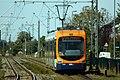 Edingen Bahnhof - Bombardier RNV6 - RNV 4155 - 2018-09-11 13-39-29.jpg