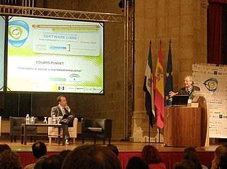 Eduard Punset - Punset conference