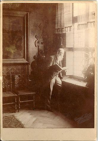 Eduard von Gebhardt - Eduard von Gebhardt, photo