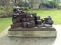 Eduardo Paolozzi Kew Gardens London.jpg