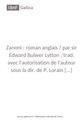 Edward Bulwer-Lytton - Zanoni.pdf