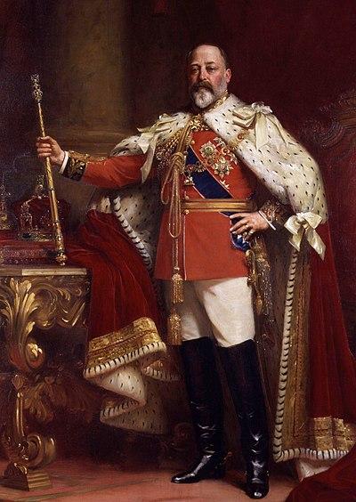 Резултат с изображение за Едуард VII