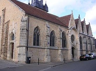 La Bazoche-Gouet - Image: Eglise Saint Jean Baptiste de la Bazoche Gouët