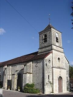 Éguilly-sous-Bois Commune in Grand Est, France