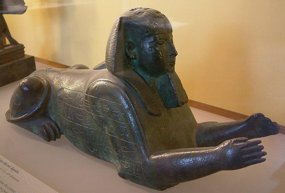 Egypte louvre 043 sphinx