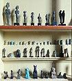 Egyptian statuettes - Thorvaldsens Museum - DSC08749.JPG