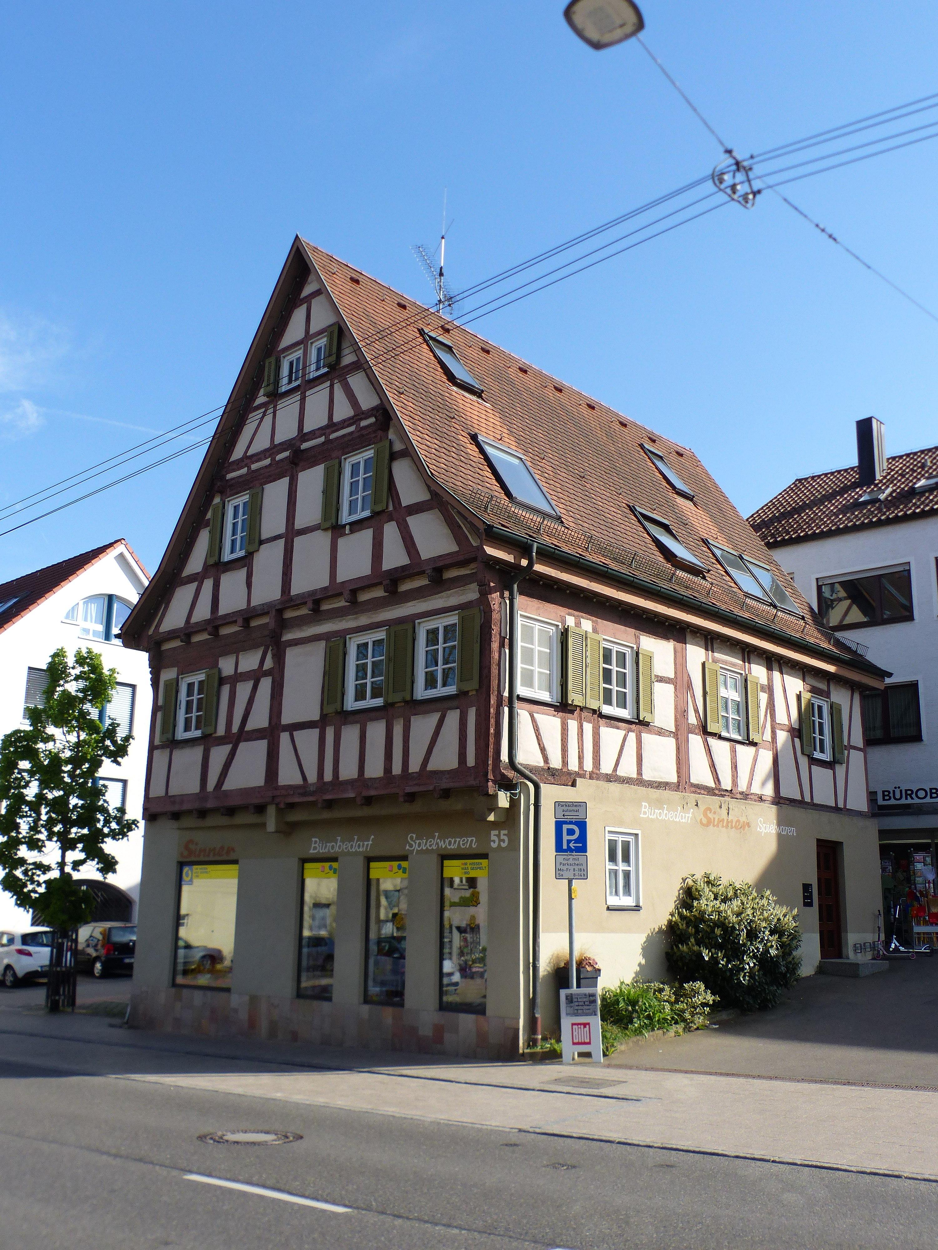 File Ehemaliges Wohnstallhaus Filderhauptstrasse 55 Stuttgart Jpg