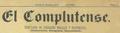 El Complutense (18-05-1884) cabecera.png