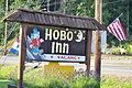 Elbe, Washington - Hobo's Inn sign 01.jpg