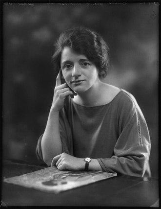 Ellen Wilkinson - Wilkinson in 1924