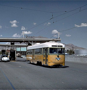 National City Lines - Image: Elpaso CL