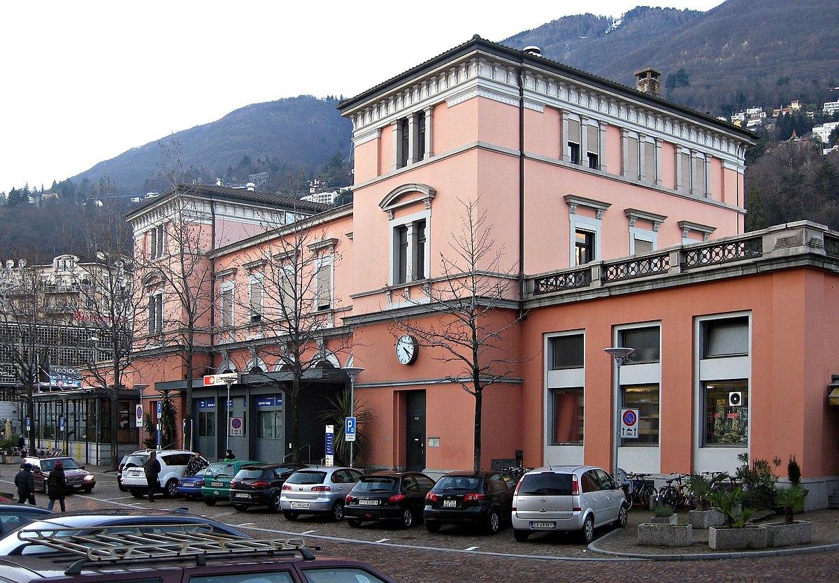 Hotel Im Tessin Am See