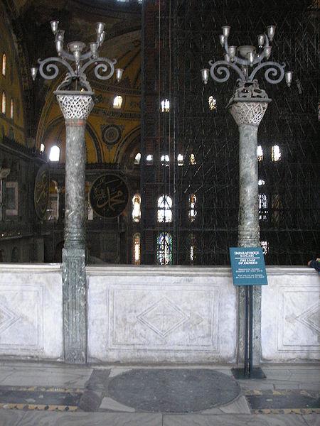 Dosya:Empress loge Hagia Sophia 2007 006.jpg