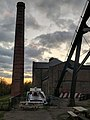Enginehouse, Chimney And Headstocks At The Former Pleasley Colliery (2).jpg