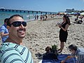 Enjoying the Beach at Lauderdale-by-the-Sea Florida 05.jpg