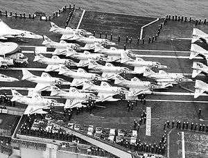 VA-93 (U.S. Navy) - Image: Enterpriese June 66va 93A4s (4408977869)