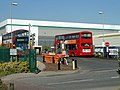 Entrance to Beddington bus garage - geograph.org.uk - 2872991.jpg