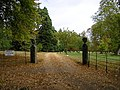 Entrance to the Grounds of Clipsham Hall, Bradley Lane - geograph.org.uk - 1531058.jpg