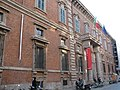 Entrance to the Pinacoteca di Brera.jpg