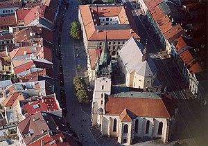 Eperjes - Church