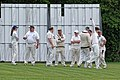 Epping Foresters CC v Abridge CC at Epping, Essex, England 013.jpg