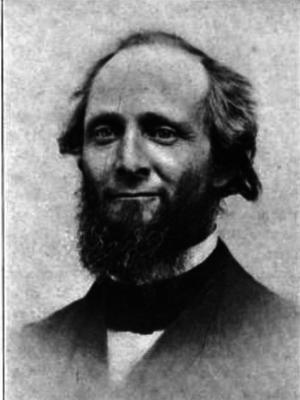 Erastus Otis Haven - Erastus Otis Haven, President of the University of Michigan