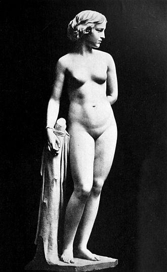 Erastus Dow Palmer - White Captive, Metropolitan Museum