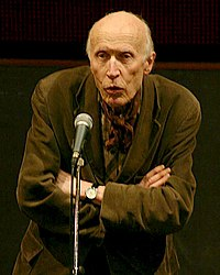 Éric Rohmer i april 2004.