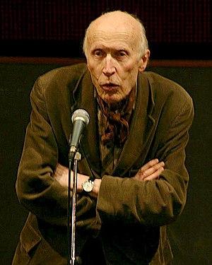 Éric Rohmer - Rohmer at the Cinémathèque Française in 2004