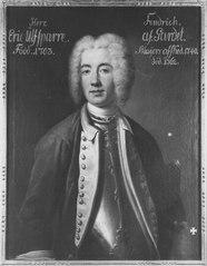 Erik Magnus Ulfsparre af Broxvik, 1701-65