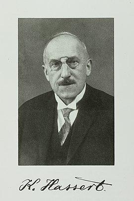 Kurt Hassert