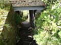 Escalierdansles ruine du jardin surpandu athuin - panoramio.jpg