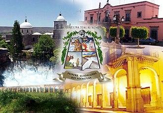 Nochistlán de Mejía Municipality - Image: Escudo nochistlan