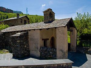 Església de la Santa Creu de Canillo - Església de la Santa Creu de Canillo
