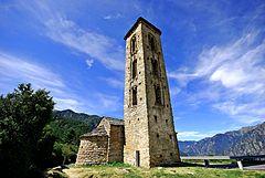 Església de Sant Miquel d'Engolasters - 6