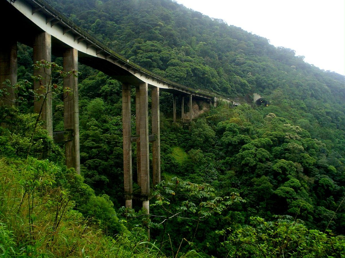 Serra do Mar State Park – Travel guide at Wikivoyage
