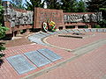 Eternal Flame War Memorial - Prokhorovka - Russia.JPG