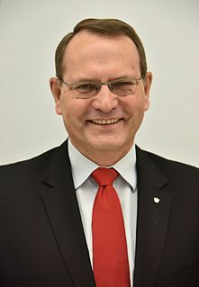 Eugeniusz Kłopotek Polish politician