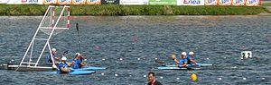 Canoe polo - European Canoe Polo Championship 2013