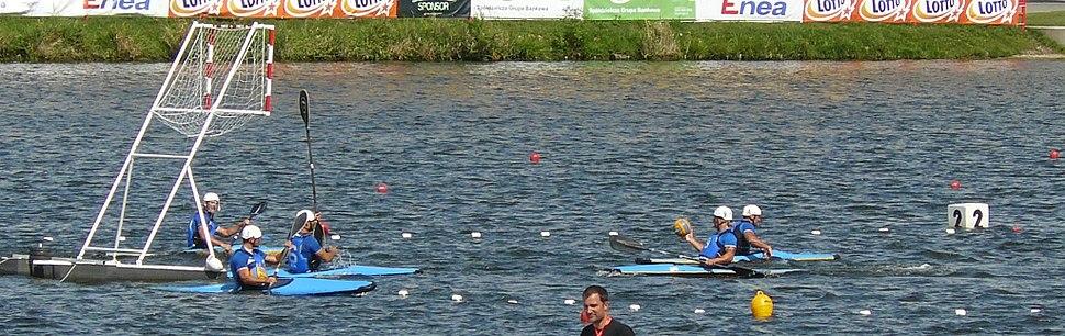 European Canoe Polo Championship 2013, Poznan (7)