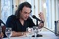 European Voices A Reading & Conversation with Christos Ikonomou and Karen Emmerich (26293106410).jpg