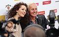 Eva K. Anderson, Klaus Eberhartinger - Amadeus Awards 2013.jpg