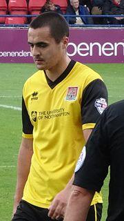 Evan Horwood English association football player