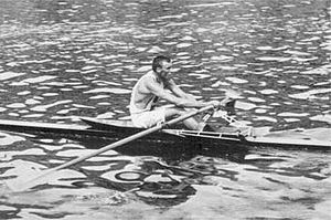 Everard Butler - Butler at the 1912 Olympics