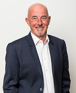 Ewan Kirk co-founder of Cantab Capital