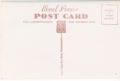 Excel Series postcard - The Beach from Pier, Rhos on Sea - 1930s (rear).webp