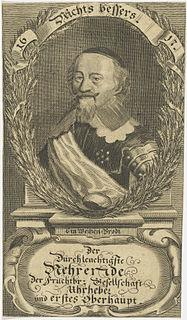 Louis I, Prince of Anhalt-Köthen German prince