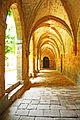 F10 53 Abbaye de Fontfroide.Nordgalerie.0038.JPG
